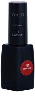 Pierre René Nails Hybrid gelový lak na nehty s použitím UV/LED lampy velký
