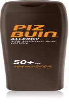 Piz Buin Allergy mléko na opalování SPF 50+