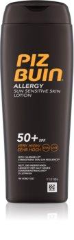Piz Buin Allergy Sun Body Lotion SPF 50+