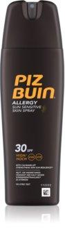 Piz Buin Allergy sprej na opalování SPF 30