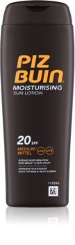 Piz Buin In Sun Hydraterende Crèmevoor Zonnen  SPF 20