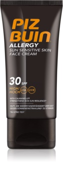 Piz Buin Allergy Face Sun Cream  SPF 30