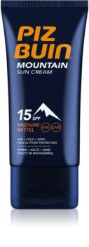 Piz Buin Mountain crème solaire SPF15