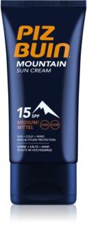 Piz Buin Mountain крем для засмаги SPF 15
