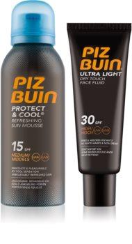 Piz Buin Protect & Cool kozmetická sada I.