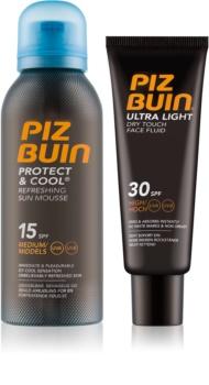 Piz Buin Protect & Cool kozmetični set I.