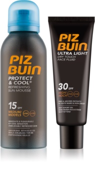 Piz Buin Protect & Cool lote cosmético I.