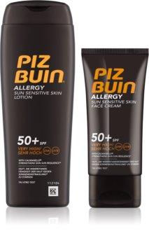 Piz Buin Allergy coffret cosmétique XII.