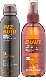 Piz Buin Tan & Protect coffret IV.