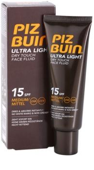 Piz Buin Ultra Light флюїд SPF 15