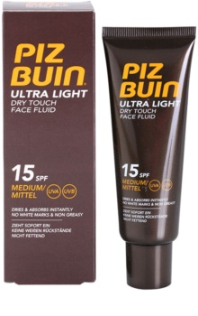 Piz Buin Ultra Light pleťový fluid SPF 15