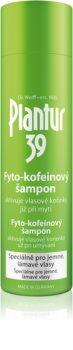 Plantur 39 szampon kofeinowy do włosów delikatnych