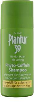 Plantur 39 kofeinski šampon za barvane in poškodovane lase