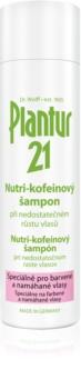 Plantur 21 szampon nutri-kofeinowy do włosów farbowanych i zniszczonych