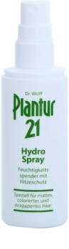 Plantur 21 spray hidratante spray hidratante para finalização térmica de cabelo