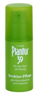 Plantur 39 strukturáló ápolás a könnyű kifésülésért