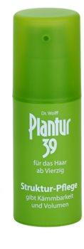 Plantur 39 štruktúrovacia starostlivosť pre jednoduché rozčesávanie vlasov