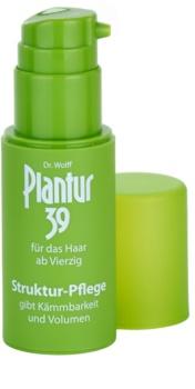 Plantur 39 struktuierende Pflege für die leichte Kämmbarkeit des Haares