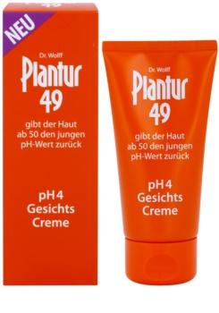 Plantur 49 výživný krém pre omladenie pleti pH 4