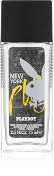 Playboy New York déodorant avec vaporisateur pour homme 75 ml