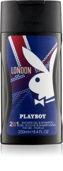 Playboy London żel pod prysznic dla mężczyzn 250 ml