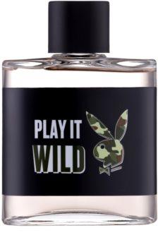 Playboy Play it Wild after shave pentru bărbați 100 ml