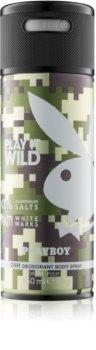 Playboy Play it Wild déo-spray pour homme 150 ml