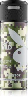 Playboy Play it Wild deospray pre mužov 150 ml