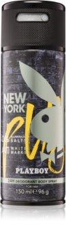 Playboy New York Deo Spray for Men 150 ml