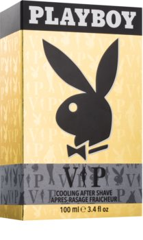 Playboy VIP Aftershave lotion  voor Mannen 100 ml