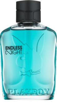 Playboy Endless Night voda po holení pre mužov 100 ml