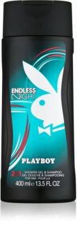 Playboy Endless Night Shower Gel for Men 400 ml