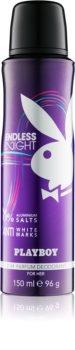 Playboy Endless Night deodorant Spray para mulheres 150 ml