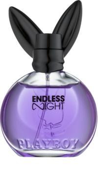Playboy Endless Night eau de toilette pentru femei 40 ml