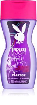 Playboy Endless Night gel de dus pentru femei 250 ml