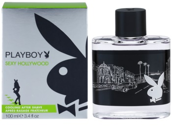 Playboy Sexy Hollywood After Shave für Herren 100 ml