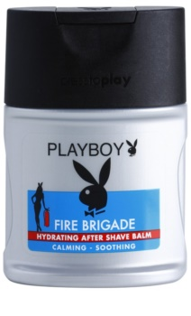 Playboy Fire Brigade borotválkozás utáni balzsam férfiaknak 100 ml