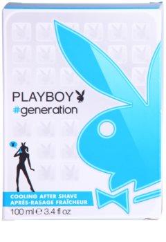 Playboy Generation woda po goleniu dla mężczyzn 100 ml