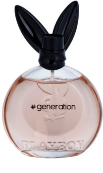 Playboy Generation Eau de Toilette for Women 90 ml