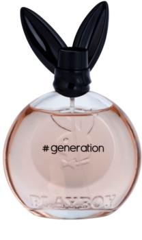 Playboy Generation Eau de Toilette para mulheres 90 ml