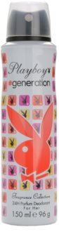 Playboy Generation deospray pre ženy 150 ml