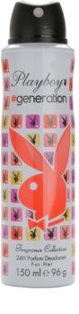 Playboy Generation deospray pre ženy 150 ml