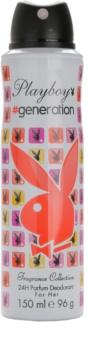 Playboy Generation deospray pro ženy 150 ml