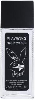 Playboy Hollywood deodorant s rozprašovačem pro muže 75 ml