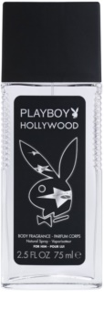 Playboy Hollywood deodorante con diffusore per uomo 75 ml