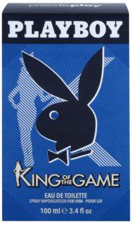 Playboy King Of The Game Eau de Toilette for Men 100 ml