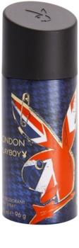 Playboy London deospray pre mužov