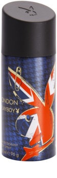 Playboy London deospray pro muže 150 ml