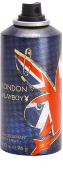 Playboy London Deo Spray for Men 150 ml