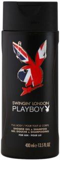Playboy London Douchegel voor Mannen 400 ml